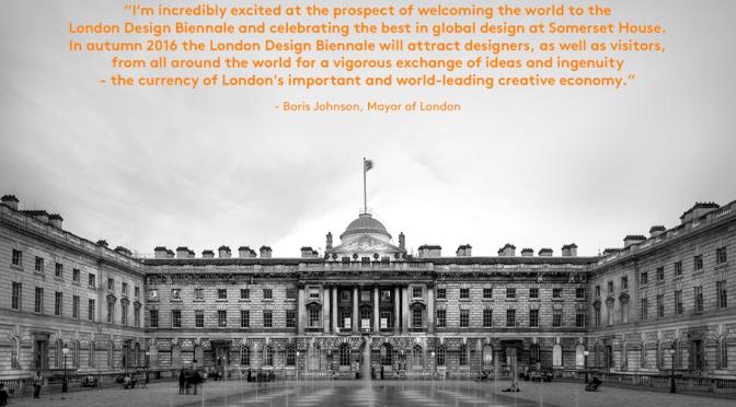 Londra Tasarım Bienali'nde Türkiye pavyonu İKSV koordinasyonunda