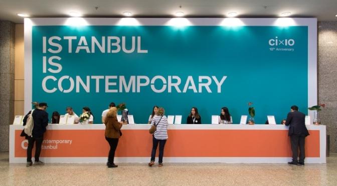 Contemporary Istanbul 2016 için galeri başvuruları başladı