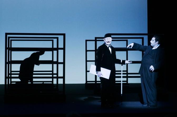 Üç Kuruşluk Opera, Berliner Ensemble Prodüksiyonu ile İstanbul'da