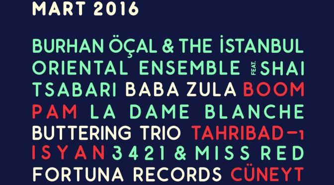 Sound Ports Festival İstanbul ve Tel Aviv'i bir araya getiriyor