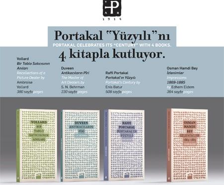 Portakal Sanat ve Kültür Evi 100. yılını kutluyor