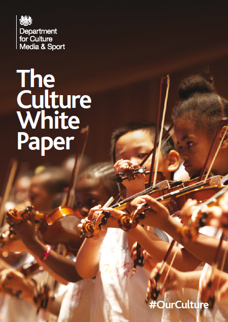 Birleşik Krallık hükümeti, son 50 yılın ilk kültür yönergesini yayınladı