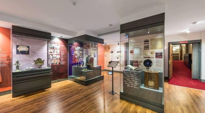 500. Yıl Vakfı Türk Musevileri Müzesi yeni adresinde