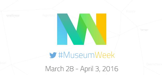 #MuseumWeek başvuruları başladı