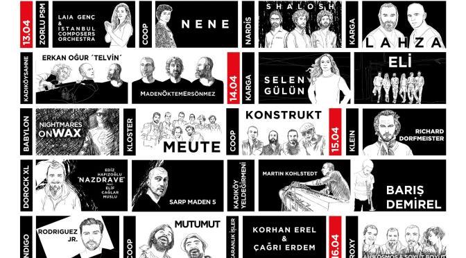 Berlin'den İstanbul ve Ankara'ya: XJAZZ Festivali