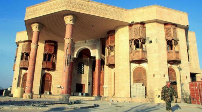 Saddam Hüseyin'in Irak'taki sarayı müze oluyor