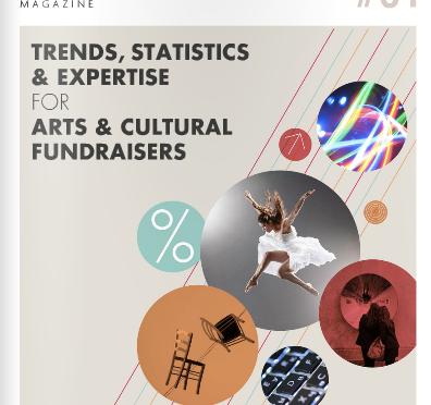 Kültür-sanat için fon geliştirme alanında yeni yayın