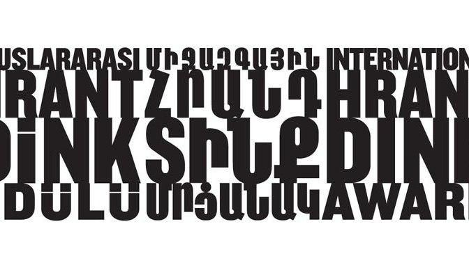 Uluslararası Hrant Dink Ödülü aday önerilerini bekliyor