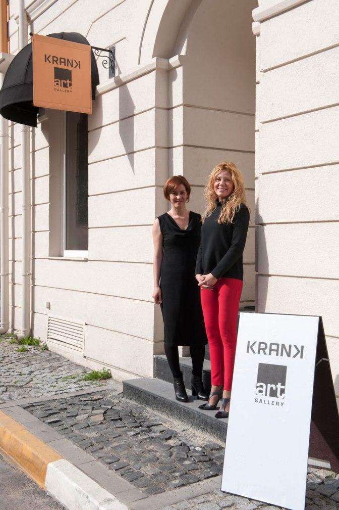 """KRANK Art Gallery, ilk sergisi """"Bilimsel Brikolaj"""" ile açıldı"""