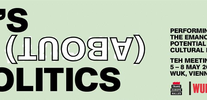 """TEH Meeting bu yıl """"It's (about) Politics"""" başlığıyla 5-8 Mayıs arasında"""