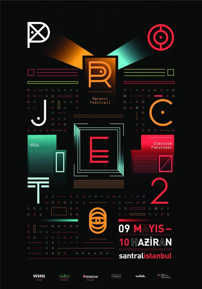 """Yaratıcı Öğrenci Festivali """"PROJECT 02"""" başlıyor"""