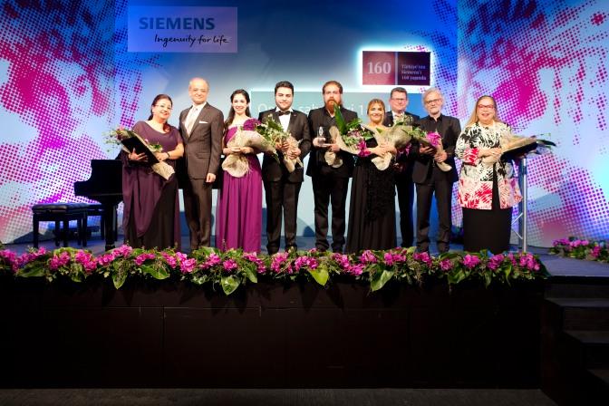 18. Siemens Opera Yarışması'nın kazananları belli oldu