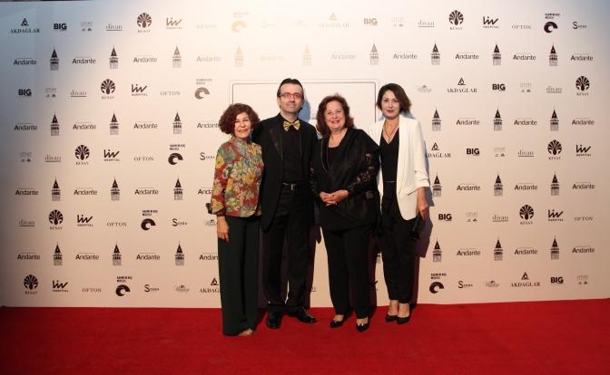 6. Donizetti Klasik Müzik Ödülleri sahiplerini buldu