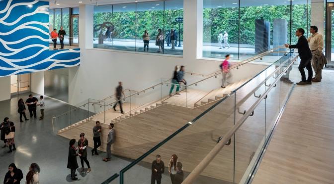 Yeni SFMOMA Binası, 14 Mayıs'ta açılıyor