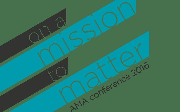 AMA Conference 2016, 12- 14 Temmuz'da Edinburgh'da