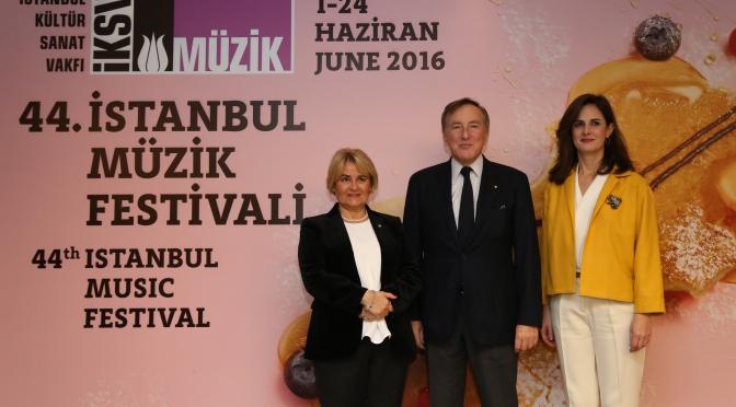İstanbul Müzik Festivali'nin yeni festival sponsoru: E.C.A.