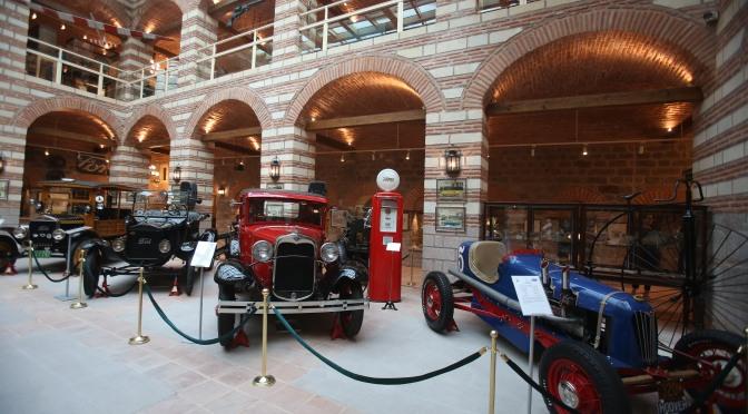 Ankara Rahmi M. Koç Müzesi, Safranhan ile birlikte müze binasını ikiye katladı