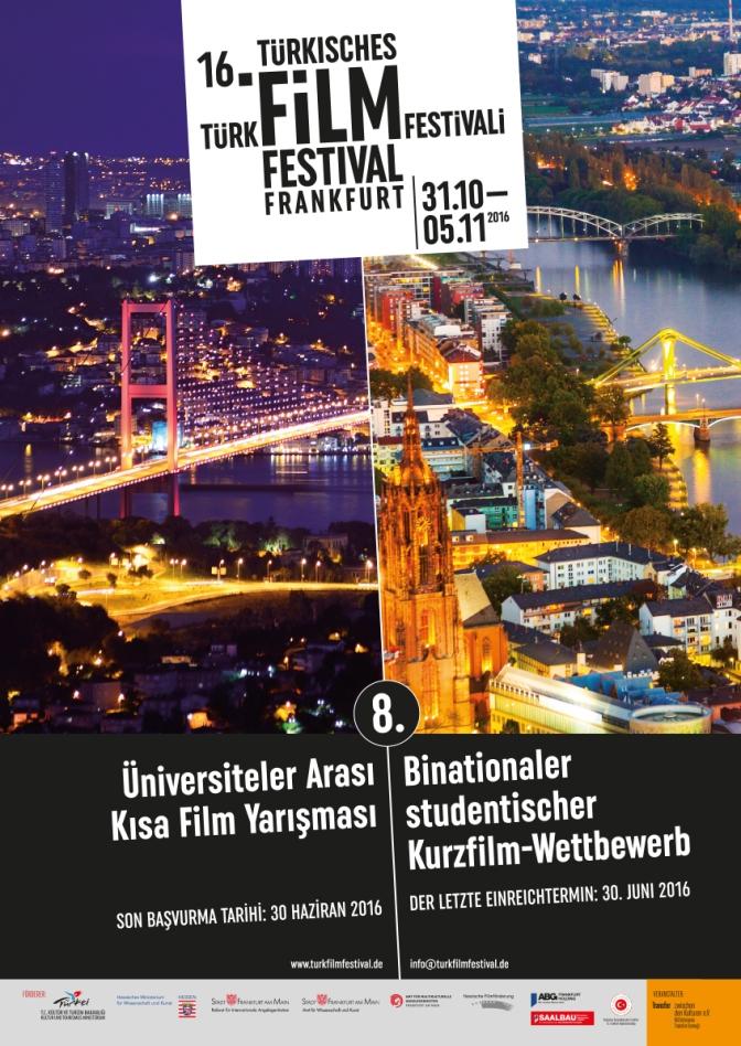 Türk – Alman Üniversite Öğrencileri Arası Kısa Film Yarışması, Türkiye'den gençlere açık çağrı yapıyor
