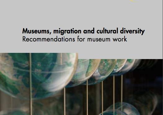 Müzeler için göç ve kültürel çeşitlilik ile ilgili yeni yayın