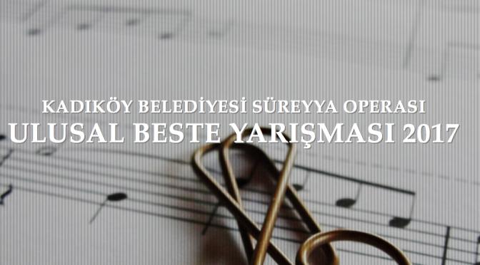 Kadıköy Belediyesi Beste Yarışması başvuruları başladı