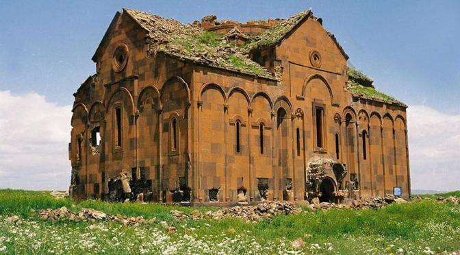 Ani Harabeleri UNESCO Dünya Mirası Listesi'nde