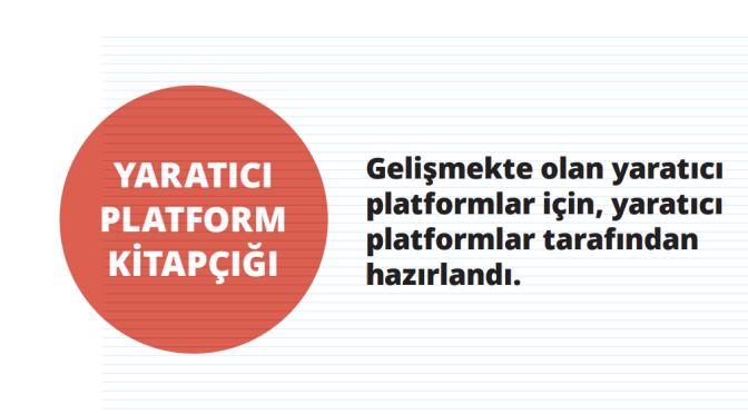 Yaratıcı Platform Kitapçığı artık Türkçe