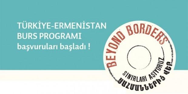 Türkiye-Ermenistan Burs Programı çağrısı