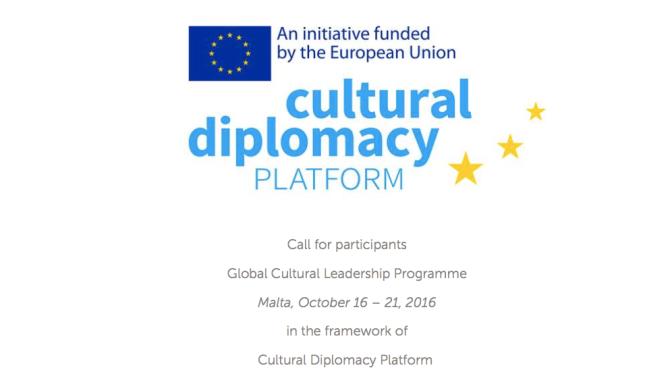 Cultural Leadership Programme başvuruları başladı