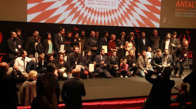 Sinemacılardan Uluslararası Antalya Film Festivali hakkında ortak bildiri