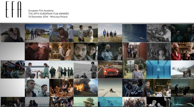 Abluka ve Rauf 29. Avrupa Film Ödülleri'ne aday
