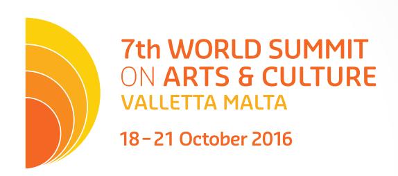 7. Dünya Kültür ve Sanat Zirvesi Ekim'de Malta'da