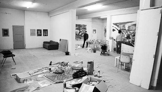 PILOTENKUECHE, 2017 sanatçı rezidanslarına açık çağrı yapıyor