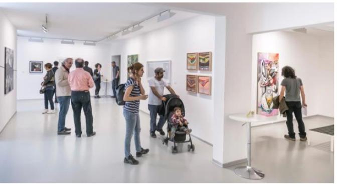 [İş İlânı] Galeri Sorumlusu (Kare Sanat Galerisi)