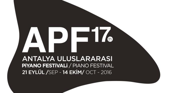 Uluslararası 17. Antalya Piyano Festivali devam ediyor