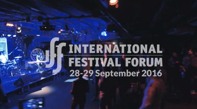 International Festival Forum'da Türkiye konuşulacak