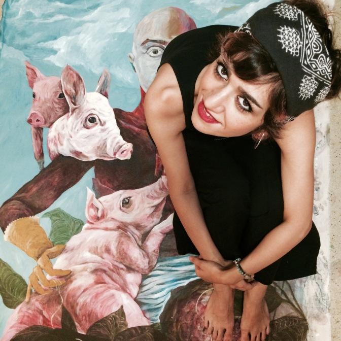 Röportaj: Saghar Daeiri (Sanatçı)