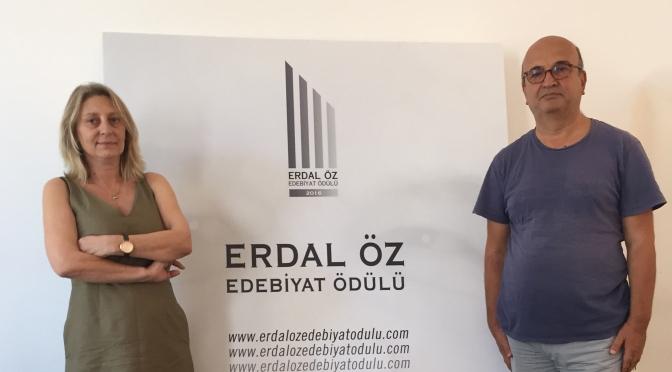 Erdal Öz Edebiyat Ödülü Orhan Koçak'ın