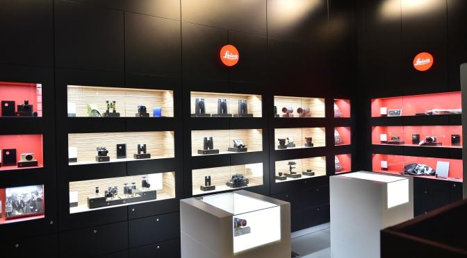 Leica'nın yeni fotoğraf merkezi bomontiada'da açıldı