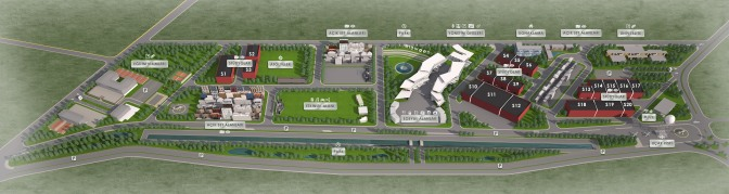 İstanbul'a yeni film stüdyo kompleksi: Midwood