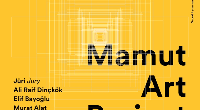 Mamut Art Project 2017 için başvurular başladı
