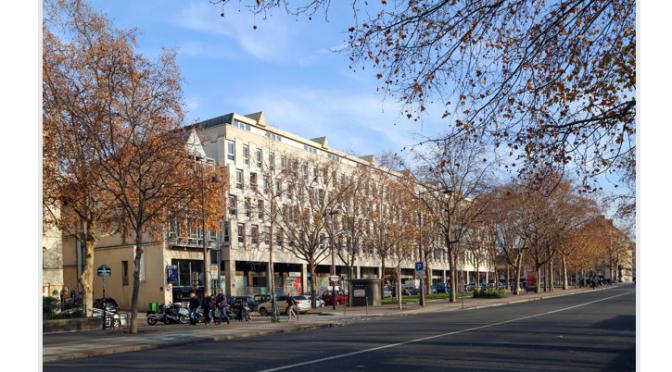 Cité des Arts 2017 başvuruları başladı