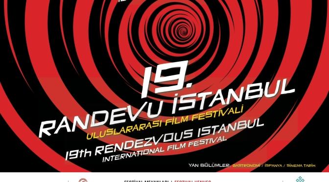 19. Randevu İstanbul Uluslararası Film Festivali başlıyor