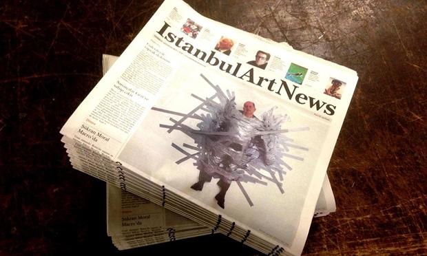 Istanbul Art News'ta görev değişiklikleri
