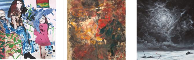 37. Beyaz Çağdaş ve Modern Sanat Müzayedesi gerçekleşti