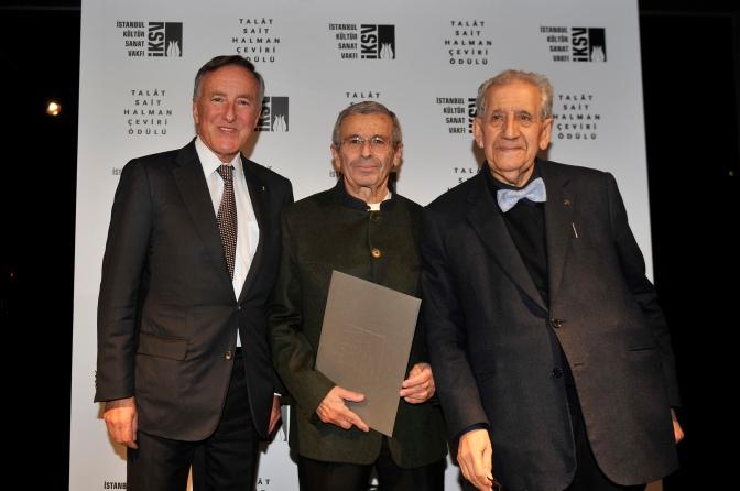 2016 Talât Sait Halman Çeviri Ödülü'nün sahibi belirlendi