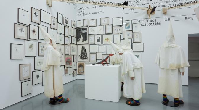 Jake ve Dinos Chapman'ın Türkiye'deki ilk kişisel sergisi Arter'de