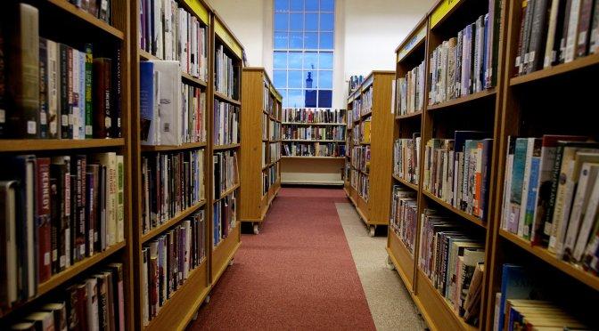 İngiltere'den kütüphanelerin geleceği için yeni strateji