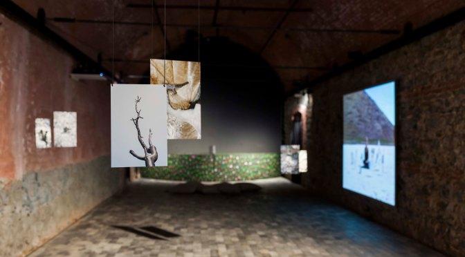 Hiçbir Şey Görememek sergisi Alt Sanat Mekânı'nda