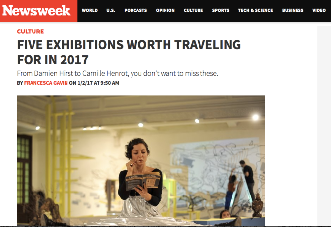 15. İstanbul Bienali, 2017'de uğruna seyahate çıkmaya değecek beş sergiden biri