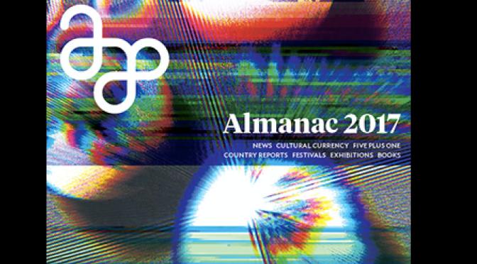 Bige Örer 12. ArtAsiaPasific Almanak'ta
